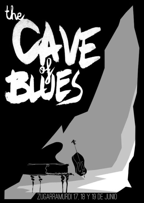 the cave of blues